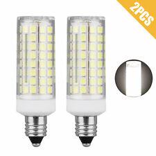 10pcs E12 Candelabra Led bulb C7 9W 110V 102Led 2835Smd Lamp Ceiling Fans Light