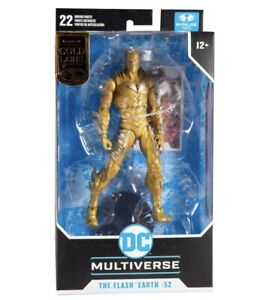McFarlane DC Multiverse Gold Label - Red Death The Flash Earth-22