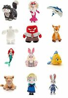 Disney Store Soft Plush Stuffed Animal Toy Character Collection