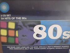 Hits of The 80's (3 X CD ' Various Artists)