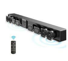 Home theater audio system column 5.1 speakers wireless cinema surround