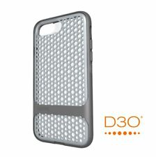 Official Gear4 Carnaby Case D30 Impact Protection Cover for iPhone 7 & 8 Silver