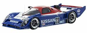 Kyosho original 1/12 Nissan R91CP # 23 blue / white / red PVC from JAPAN [2w2]