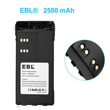 2500mAh HNN9008 HNN9009 Ni-MH Battery for Motorola HT1250 HT1550 HT750 GP328