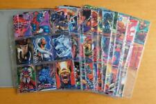 1995 Marvel Annual Complete 150 Card Base Set Nm/Mint