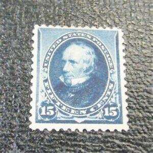 nystamps US Stamp # 227 Mint OG H $200   J15x192