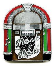 Musique Boucle de ceinture Rock & Roll Jukebox Design Authentique Dragon designs Produit