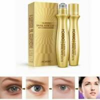 24K Golden Collagen Eye Cream Anti Aging Wrinkles Remove Dark Circles Essence