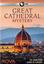 NOVA: Great Cathedral Mystery (DVD, 2014)