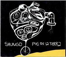 SHUNGO / Pies en la tierra (Jazz Fusion)