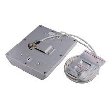 GSM/3G/UMTS Panel Antena 15dBi Con Conector Macho Enchufe N Cable de extensión 5m