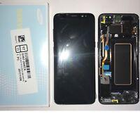 Display LCD + Touch + Frame ORIGINALE SAMSUNG Galaxy S8 G950F NERO SM-G950F