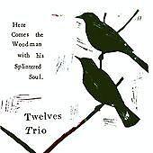 Twelves Trio - Here Comes the Woodman with His Splintered Soul (CD Album 2008)