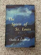 The Spirit of St. Louis Charles A. Lindbergh 1954