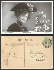 Theatre Actress Photo Postcard - 1906 - Gertie Millar - Rotary #1938H