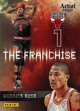 Panini Single-Insert Chicago Bulls Basketball Trading Cards