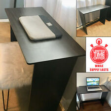 Computer Desk Laptop Pc Table Contemporary Design Home Office Workstation New