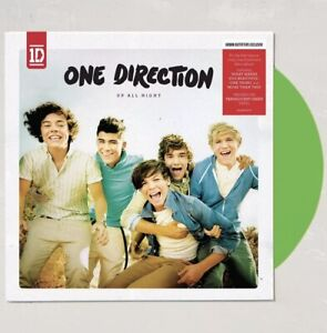 One Direction - Up All Night Green 1D Vinyl Presale
