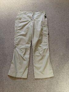 Ladies Berghaus Walking Trousers Size 12 Short