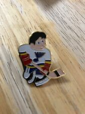 NHL St. Louis Blues Little People Hockey Pin Logo