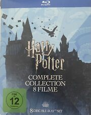 Harry Potter: The Complete Collection (Blu-ray, 2018)