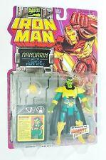 THE MANDARIN 1994 Iron Man Animated Series 5 inch Toy Biz Action Figure 1990s