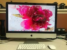 """iMac 27""""  (A1312) 3.4GHz Intel Core i7 - 20G RAM, 2T HD GOOD WORKING CONDITION."""