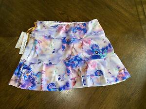 Denise Cronwall Women`s Skort Tennis Golf Skirt Multicolor S Small 2 Pockets