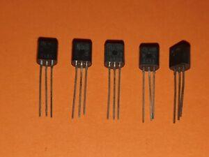 5x BSS135 SIPMOS Transistor N-Channel 600V / 80mA Infineon