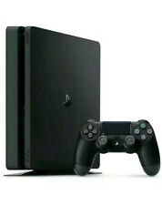 Brand New!! Sony PlayStation 4 Slim 500GB PS4 - Jet Black- With All Accessories.