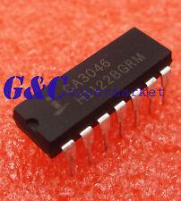 5Pcs Ic Nsc Dip-14 Ca3046 Ca3046E Good Quality