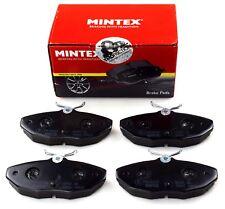 Mintex Pastillas De Freno Eje Trasero Para Jaguar S Tipo MDB2641 (imagen real de parte)