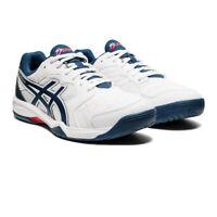Asics Mens Gel-Dedicate 6 Tennis Shoes White Sports Breathable Lightweight