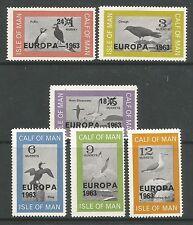 Postfrische Briefmarken aus Großbritannien mit Vögel-Motiv