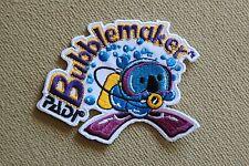 PADI Bubblemaker Scuba Diver Patch