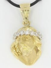 Handgefertigt Echtschmuck-Halsketten & -Anhänger aus mehrfarbigem Gold mit Brilliantschliff