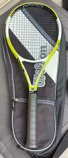 Wilson nCode nPro Midplus Tennis Racquet Grip Size 4_5/8 w/case
