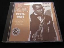 Louis Armstrong - 1928-1931 - Near Mint!!! NEW CASE!!!