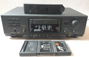 Philips DCC900 1st Digital Compact Cassette Player/recorder. Remote included