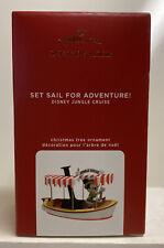 2020 Hallmark Disney Jungle Cruise Mickey Mouse Set Sail for Adventure Ornament