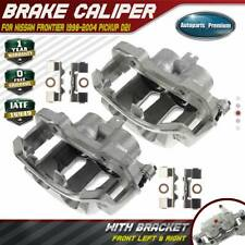 Front Brake Caliper Rebuild Kit for Nissan Pickup Truck 1995-1997 2wd ONLY 4cyl