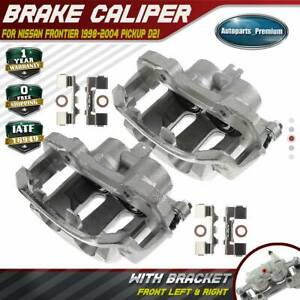 Front Caliper Piston For 1998-2004 Nissan Frontier 2002 2003 2001 1999 T579BR