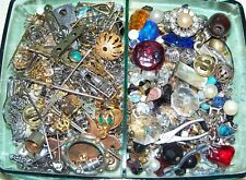 Vintage Findings and Stones 1/2 Pound