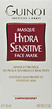 Guinot Hydra Sensitive Face Mask Masque Sensitive Skin 50ml(1.7oz) Brand New