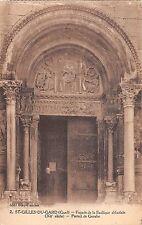 BF9280 st gilles du gard gard facade de la basilique ab france   1 2 3