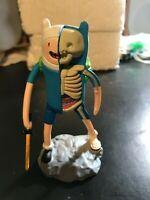 "Jason Freeny's XXRAY Dissected 4"" Vinyl Adventure Time Finn FREE SHIPPING"