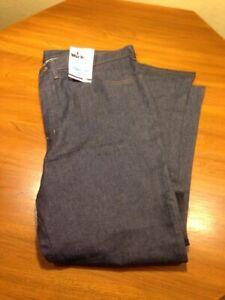 Workrite FR Jeans Dark Denim 32X36 Hrc 2 Indura Arc 18.3 (NEW)