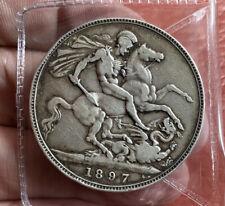 Victoria Silver Crown 1897