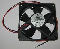 Delta 80 mm High Speed Cooling AFB Fan - 24 V - 41 CFM - AFB0824HHD  24V DC 80mm