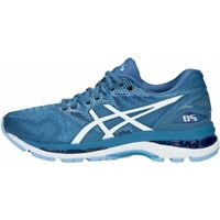 Asics Gel-Nimbus 20 Women's Running shoes Azure-Blue/White [T850N-401] size 6